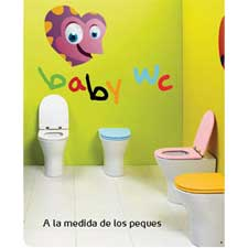 INODORO INFANTIL BTW BLANCO 10064