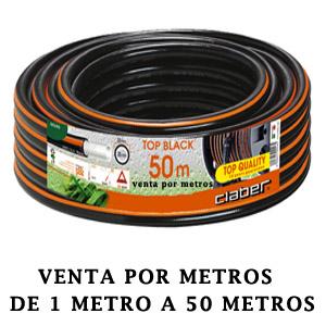 MANGUERA AQUA TOP-BLACK D90360000