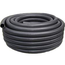 TUBO FLEXIBLE PVC GRIS 50/43 (MTS)
