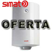 "TERMO  ELECTRICO SIMAT  50 ""N"""