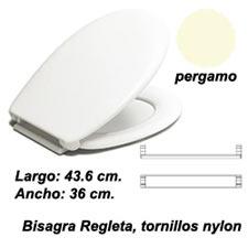 ASIENTO INODORO REINA BR PERGAMON