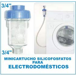 MINIFILTRO ELECTRODOMESTICOS 3/4X3/4