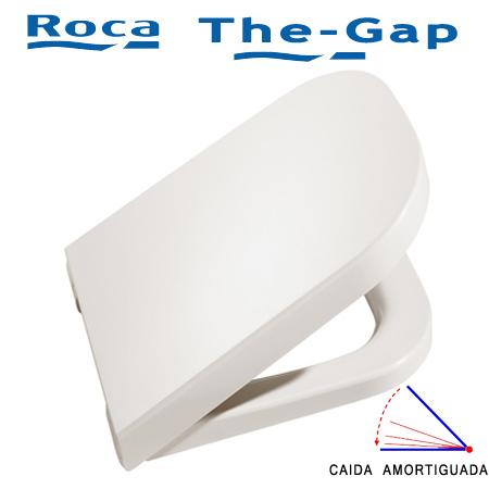 ASIENTO WC.C/AMORTIGUADA THE GAP (WC 60)