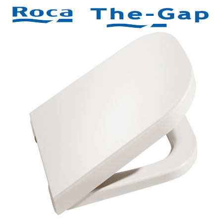 ASIENTO WC. THE GAP BLANCO (WC 60 )